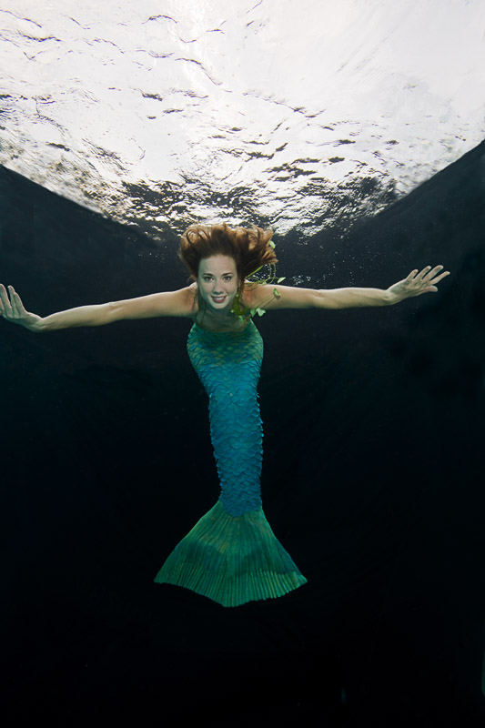 Mermaid Laura Deas