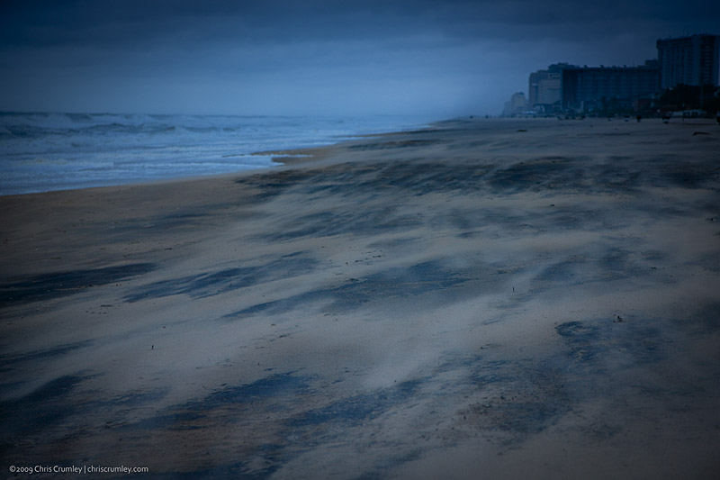Virginia Beach; Hurricane Offshore