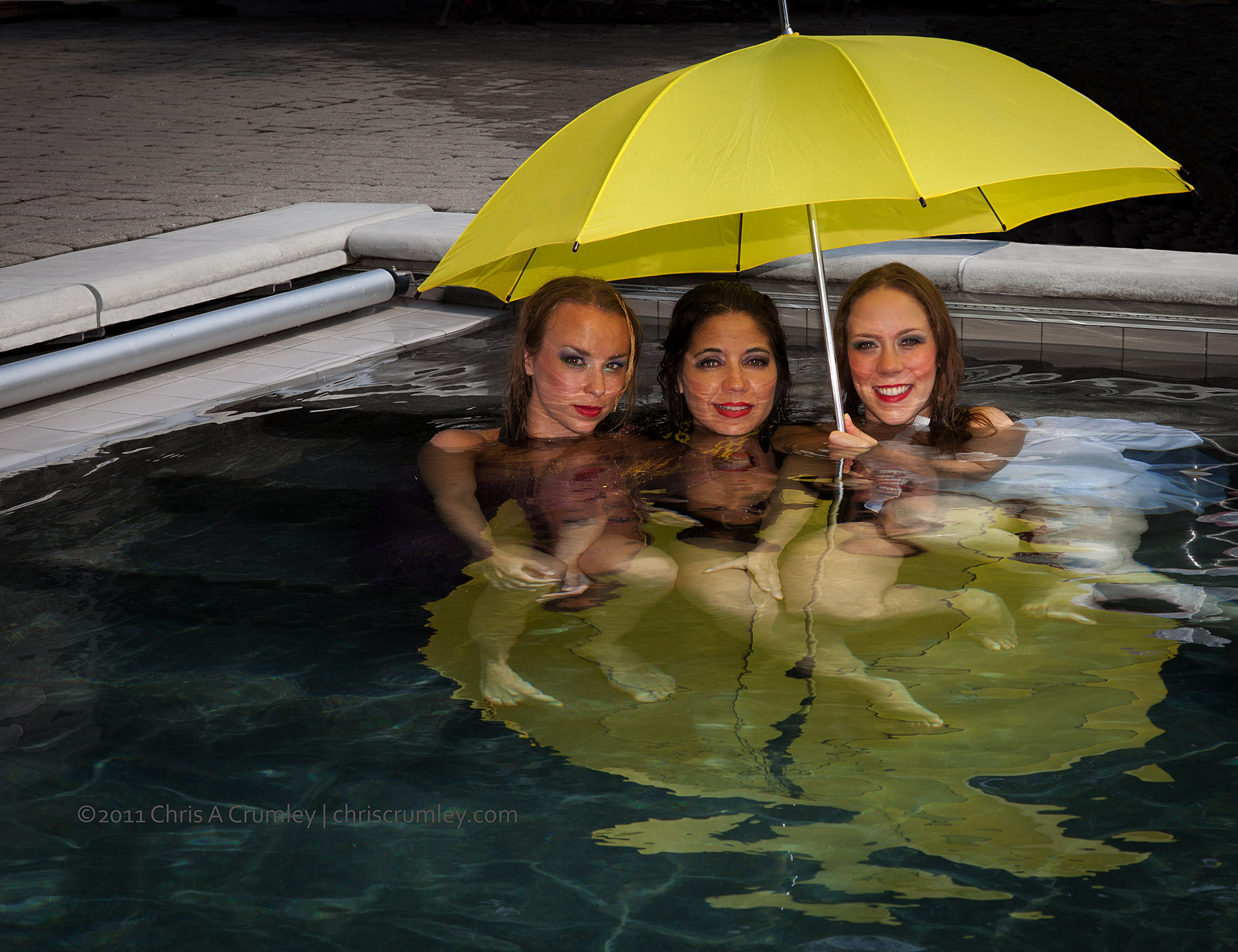 Bodyart Dance Company - Yellow Umbrella