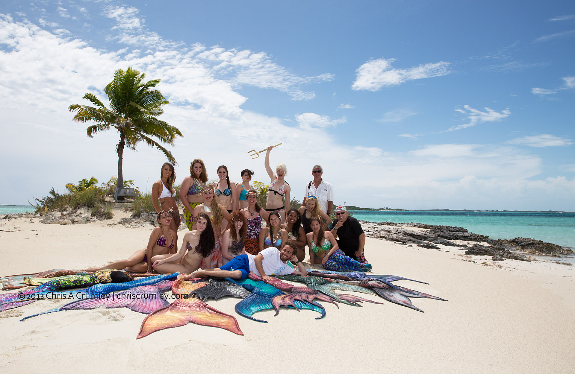 Mermaid Portfolio Workshop - Exuma Cays 2013