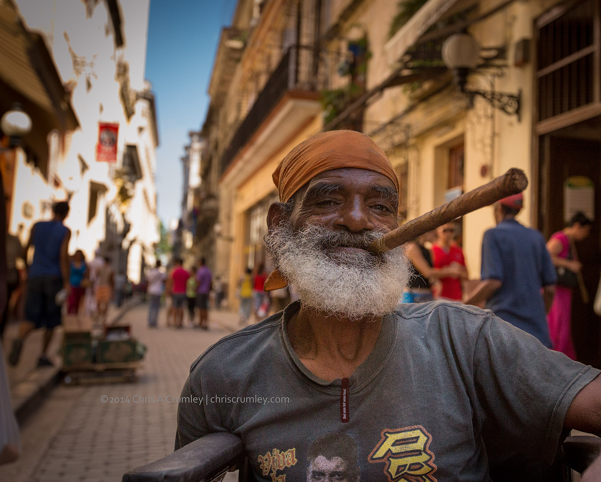 Life on the Streets; Havana, Cuba