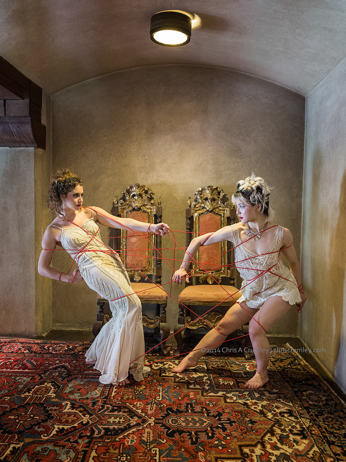"BODYART Dance Company - ""Thread"" Production Promo Images"