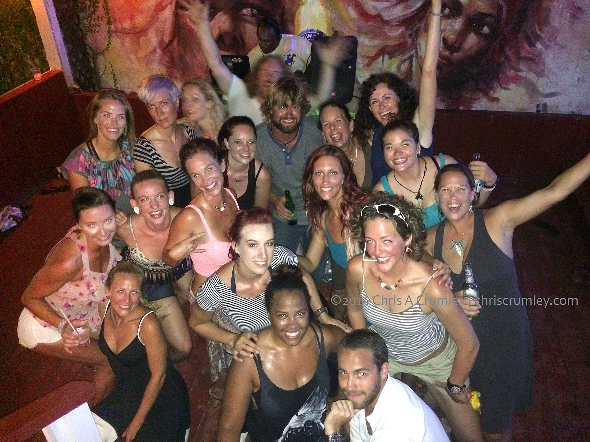 2014 MPW Wrap Up Party - Exuma Cays