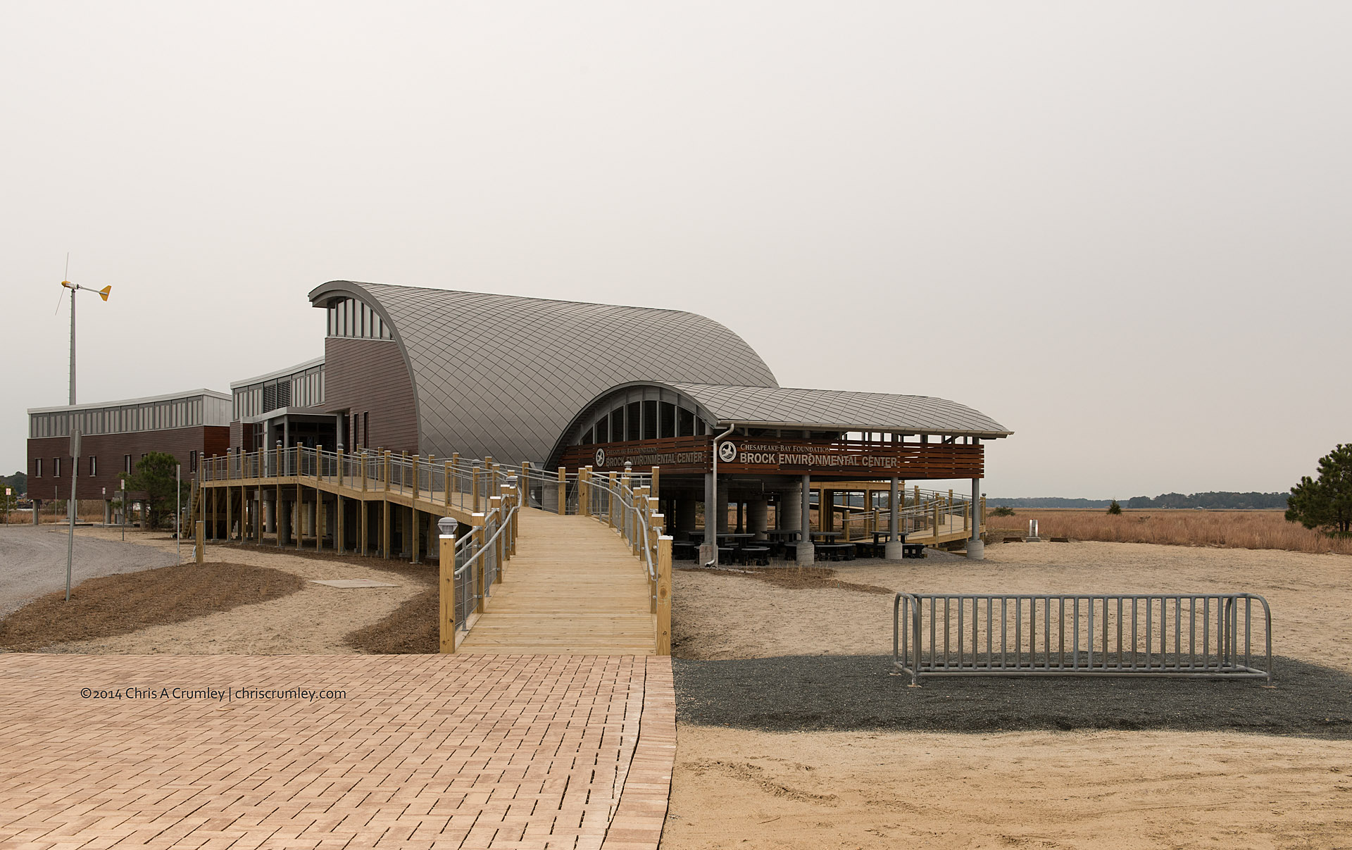 Chesapeake Bay Foundation Brock Environmental Center