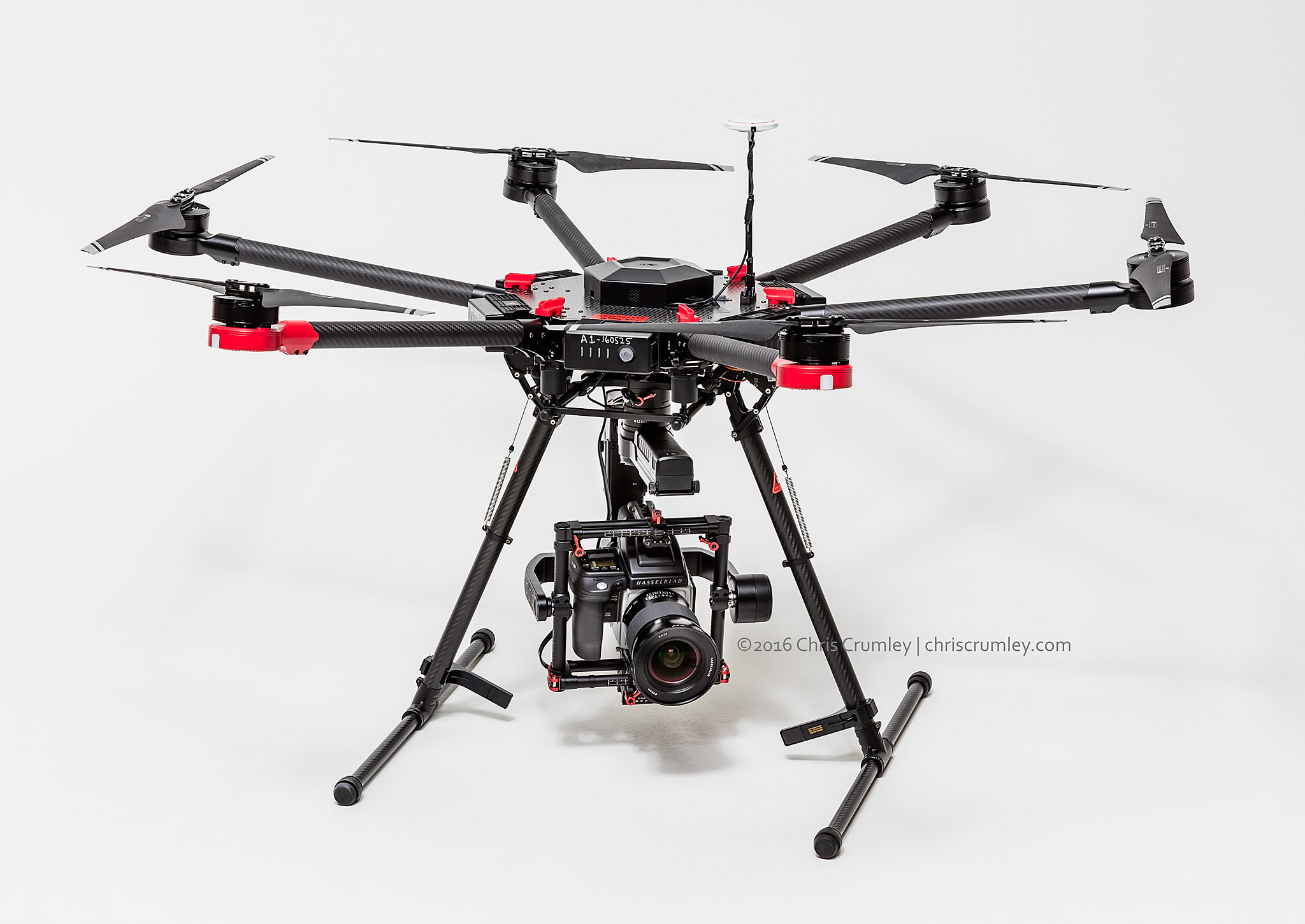 DJI Matrice 600 Drone with Hasselblad