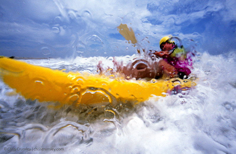 Ocean Kayak Advertising Shoot - Ocracoke Island, NC