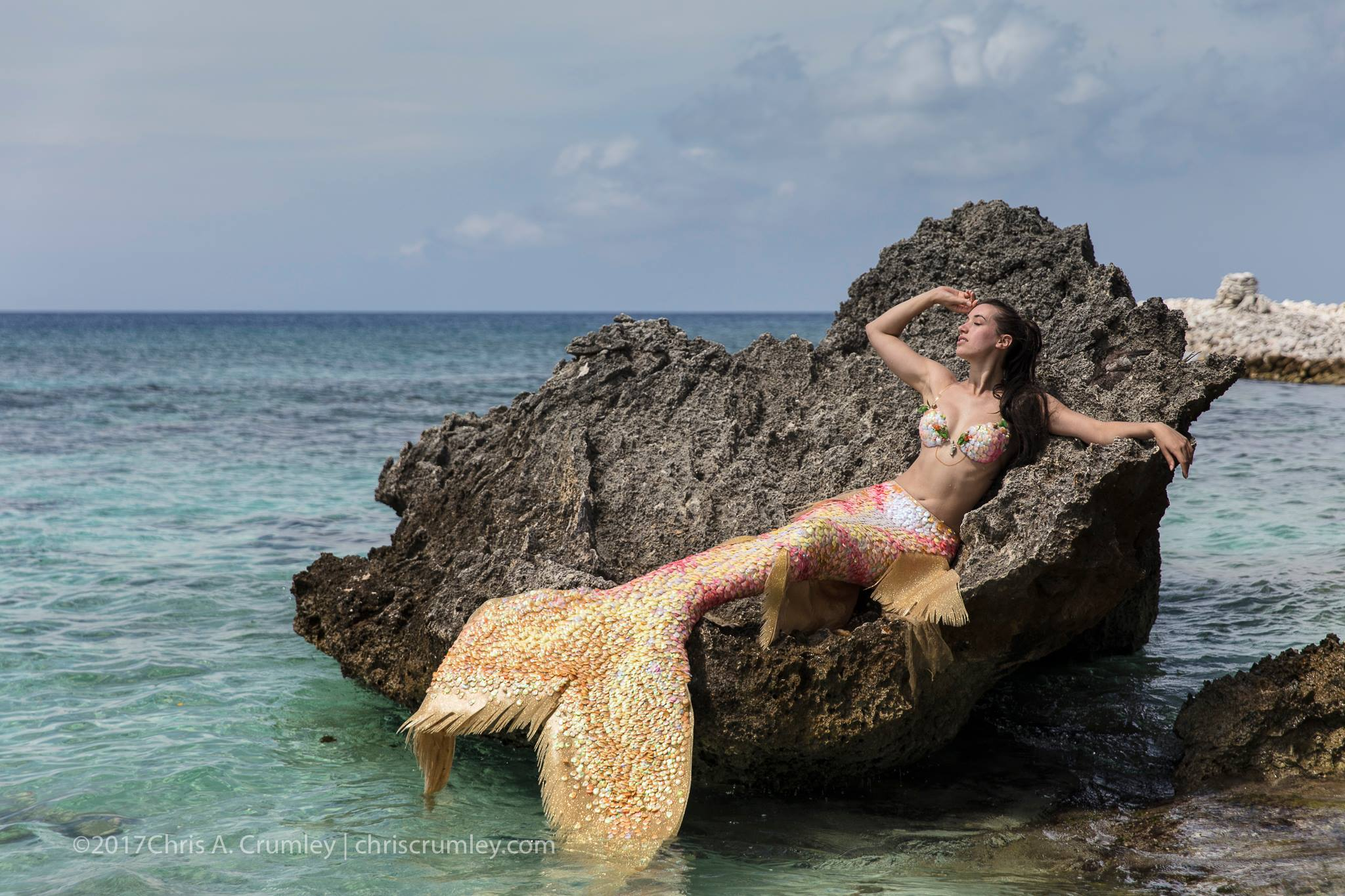 Mermaid in Bonaire