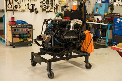 140408-6836ASeaRay340Engine.jpg