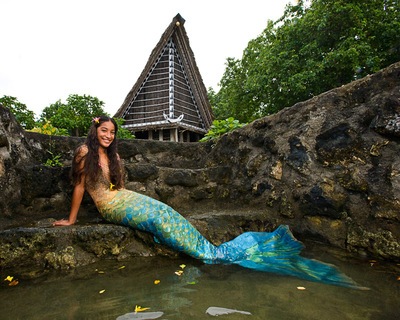 Chris Crumley Blog Yapese Mermaid Marilei Maifil