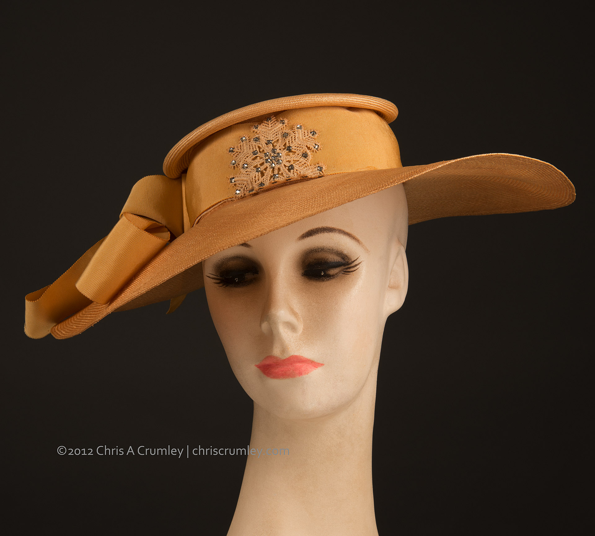 Vintage Hat Project - Museum Phase